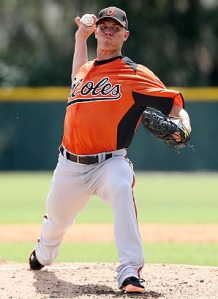 Bundy, once ranked 2nd on the Top 100, had Tommy John Surgery last season and is looking to find his groove in 2014.